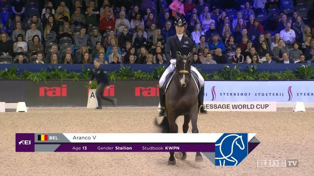 FEI Dressage World Cup: Amsterdam