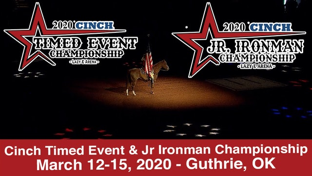 2020 Cinch Timed Event & Jr. Ironman Championship