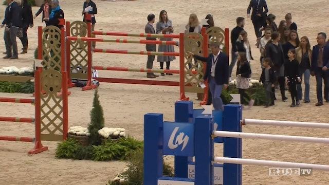 FEI Jumping World Cup: Lyon