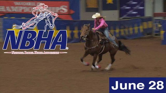 NBHA Abilene Super Show, Abilene TX: Day 1