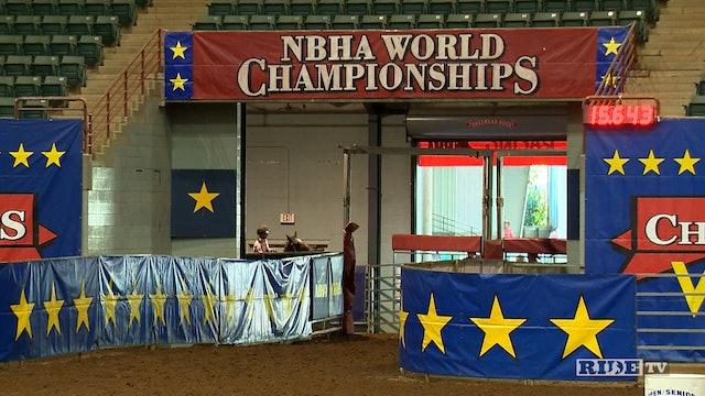 NBHA World 2019 Super Senior Sweepstakes