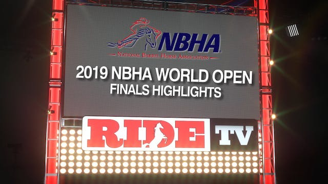 Open Finals - 2019 NBHA World Champio...
