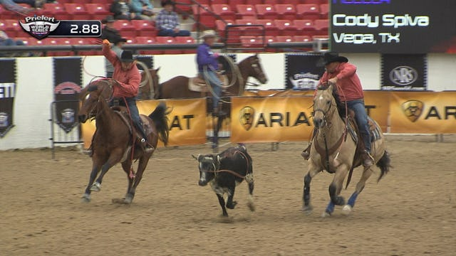 2016 World Series of Team Roping - #11 Finale