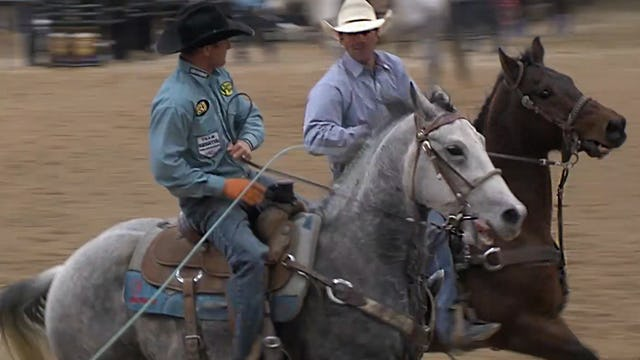 2017 World Series of Team Roping Finale #12