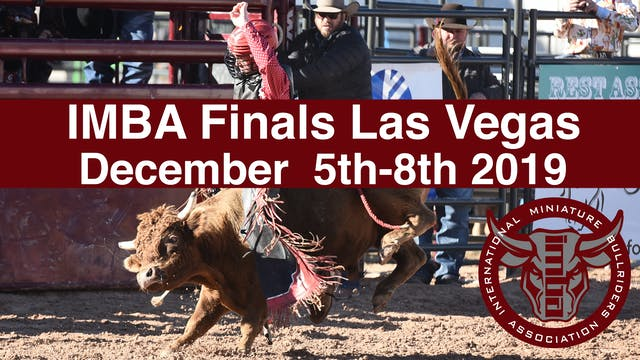 IMBA Finals Las Vegas 2019