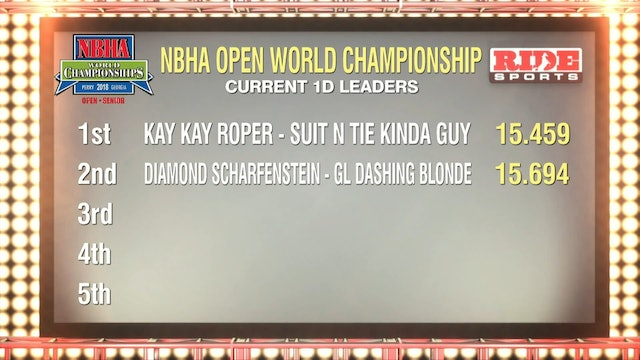 Open Finals Draw 051-055