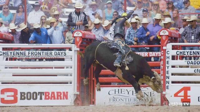 Cowgirls - Cheyenne Frontier Days
