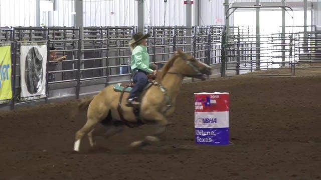 Abilene SS 2019 Open Race 1 Draw #096...
