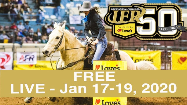 International Finals Rodeo