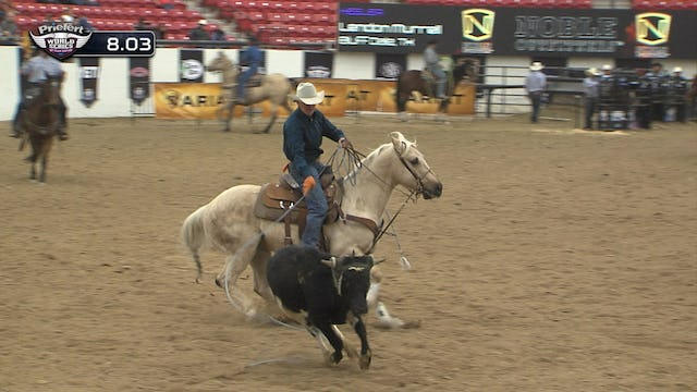 2016 World Series of Team Roping - #9 Finale