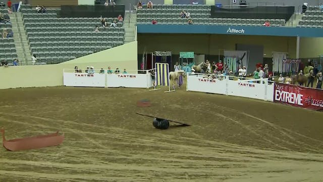 Youth Freestyle Class - Haleigh Denny
