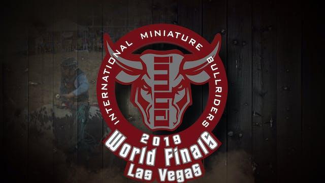 2019 IMBA Vegas Finals