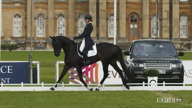 2017 Leg 7: Blenheim Palace