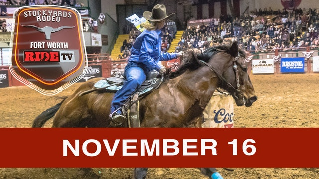 Stockyards Rodeo November 16th, 2019
