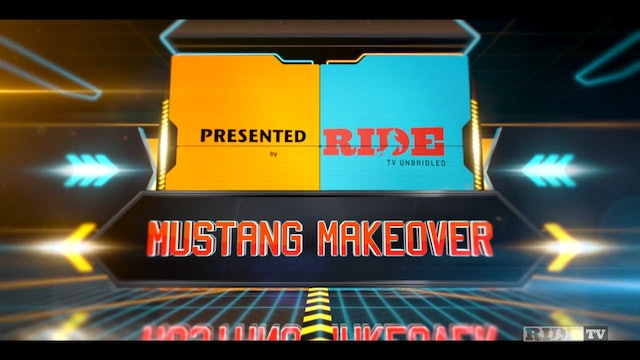 2014 Extreme Mustang Makeover: Fort Worth