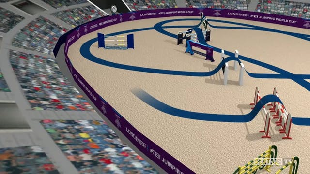 FEI Jumping World Cup: Gothenburg, Sw...