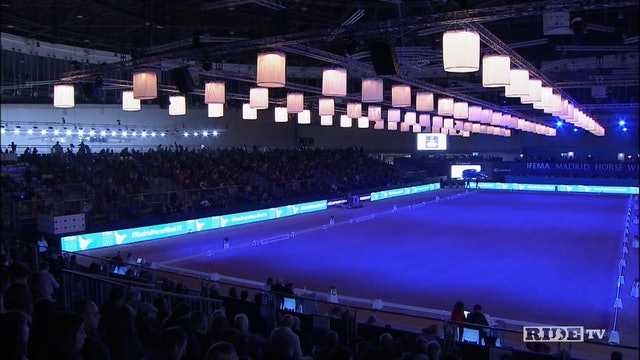 FEI Dressage World Cup: Madrid