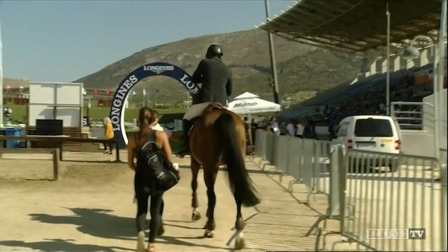 FEI Jumping Nations Cup: Athens 2018-2019