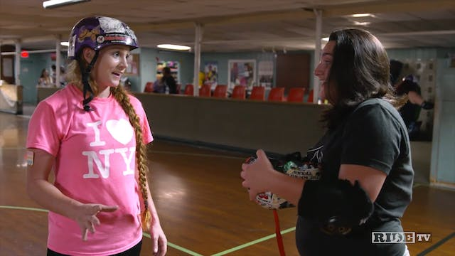 Wreckless: Roller Derby