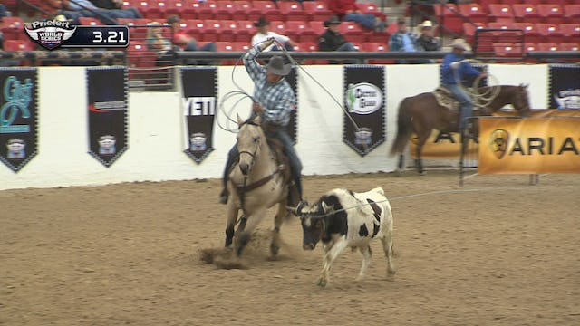 2016 World Series of Team Roping - #12 Finale