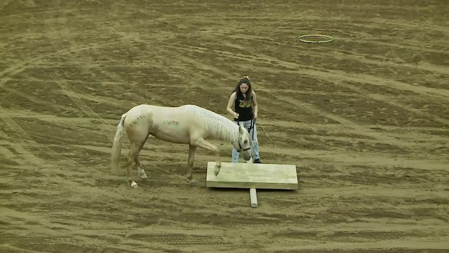 Youth Freestyle Class - Heather Girard