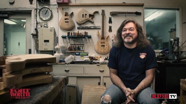 FWF Driskill Guitars