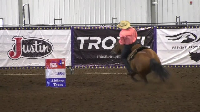 Abilene SS 2019 Open Race 2 Draw #016-020