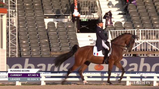 Grand Prix De Dressage Part 4