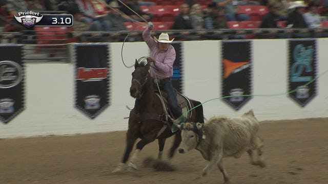 2016 World Series of Team Roping - #15 Finale
