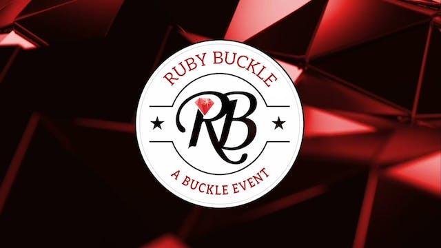 Ruby Buckle