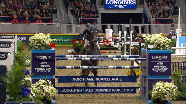 FEI North American League Jumping World Cup: Toronto