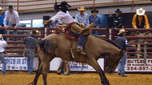 2017 Texas Bronc Riders Association Finals