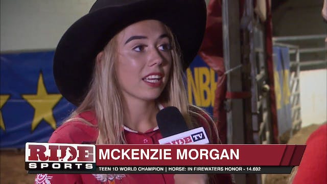 McKenzie Morgan Interview