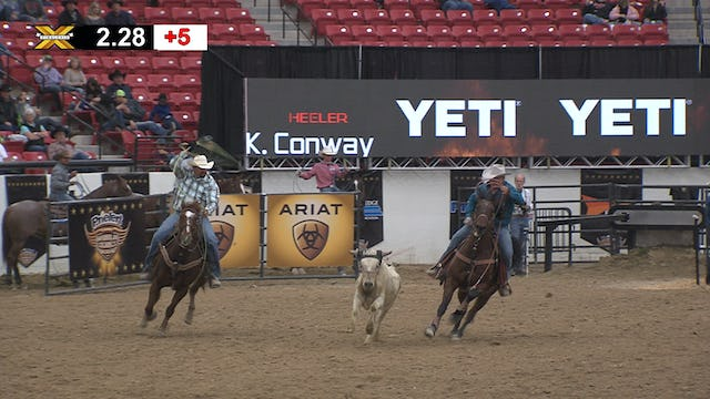 2015 World Series of Team Roping - #13 Finale