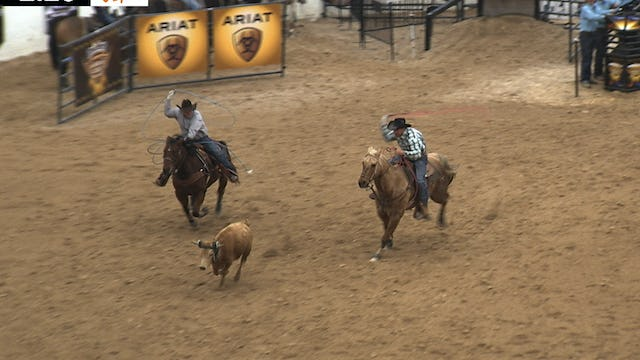 2015 World Series of Team Roping - #15 Finale