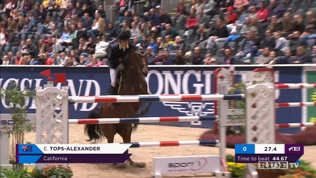 FEI Jumping World Cup: 2018-2019 Season Review