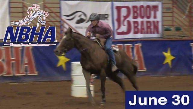 NBHA Abilene Super Show, Abilene TX: ...