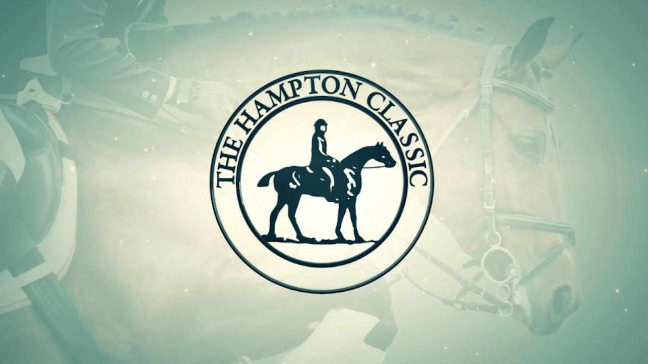 2019 Hampton Classic