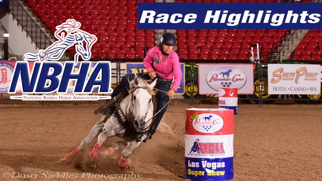 2019 NBHA Las Vegas Super Show Race Highlights