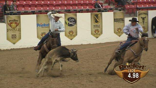 2014 World Series of Team Roping - #9 Finale
