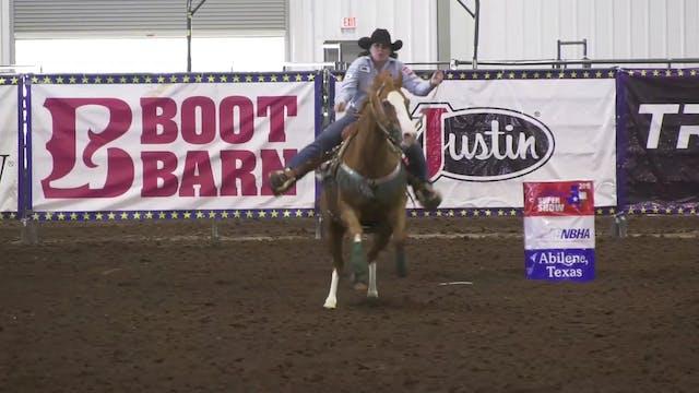 Abilene SS 2019 Open Race 1 Draw #021...