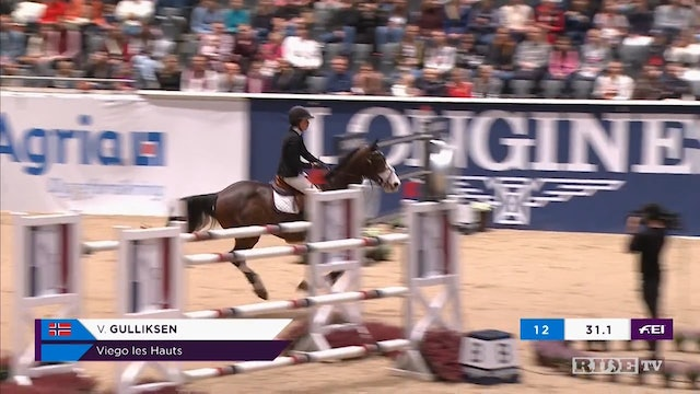FEI Jumping World Cup: Oslo