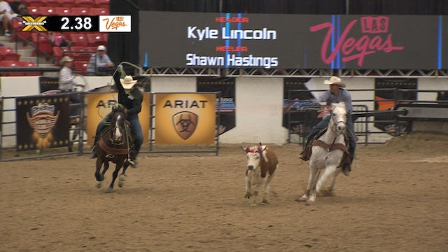 2015 World Series of Team Roping - #12 Finale