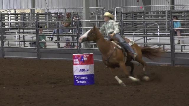Abilene SS 2019 Open Race 2 Draw #031-035