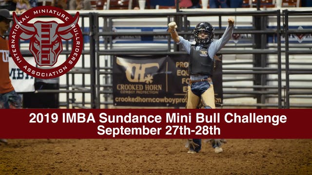 2019 IMBA Sundance Mini Bull Challenge