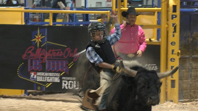 2015 Mini Bull Riding Championships