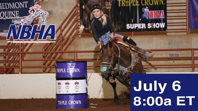 2019 NBHA Triple Crown Super Show - Open Race 2