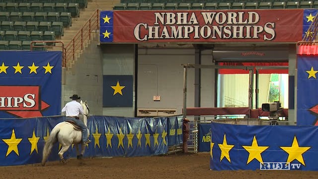 NBHA Open/Senior World Day 6 - Perry, GA