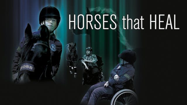 Horses That Heal: The Movie