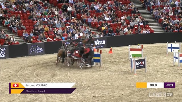 FEI Driving World Cup: Budapest